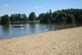 Zwemmeer nabij Moulins