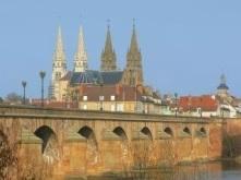 Historische stad Moulins