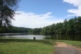 Zwemmen en picknicken Bergmeer