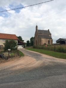 Chapelle de Bussolles